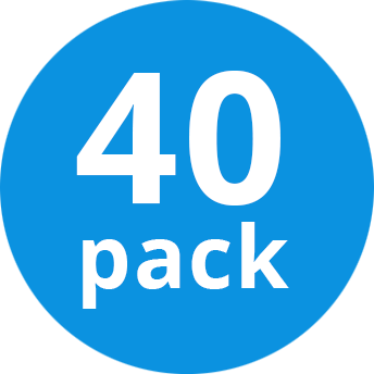 Mehrfachpackung 40x Philips MASTER TL5 HE 28W/830