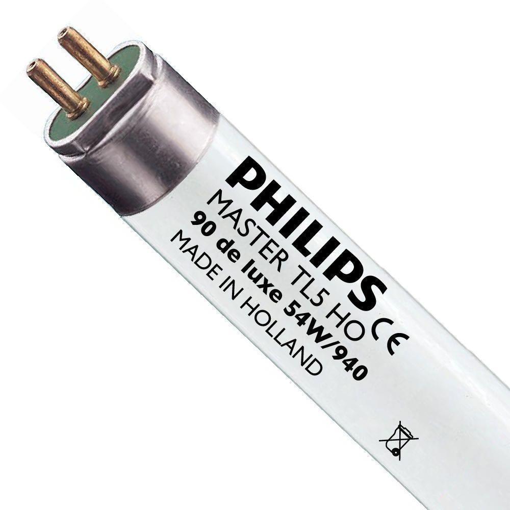 Philips TL5 HO 90 De Luxe 54W 940 (MASTER) | 115cm - Kaltweiß