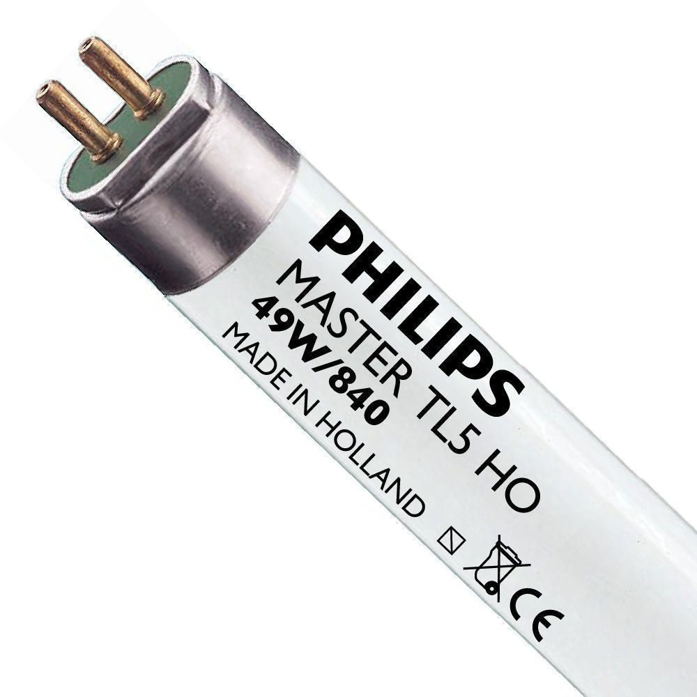 Philips TL5 HO 49W 840 (MASTER)   145cm - Kaltweiß