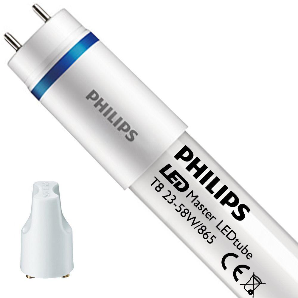 Philips LEDtube EM UO 23W 865 150cm (MASTER)   Tageslichtweiß - mit LED-Starter - Ersatz für 58W