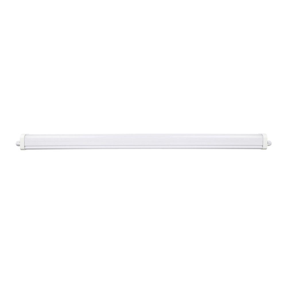 Noxion LED Feuchtraumleuchte Ecowhite V2.0 36W 6500K IP65 120cm   Ersatz für 2x36W   Wasserdicht