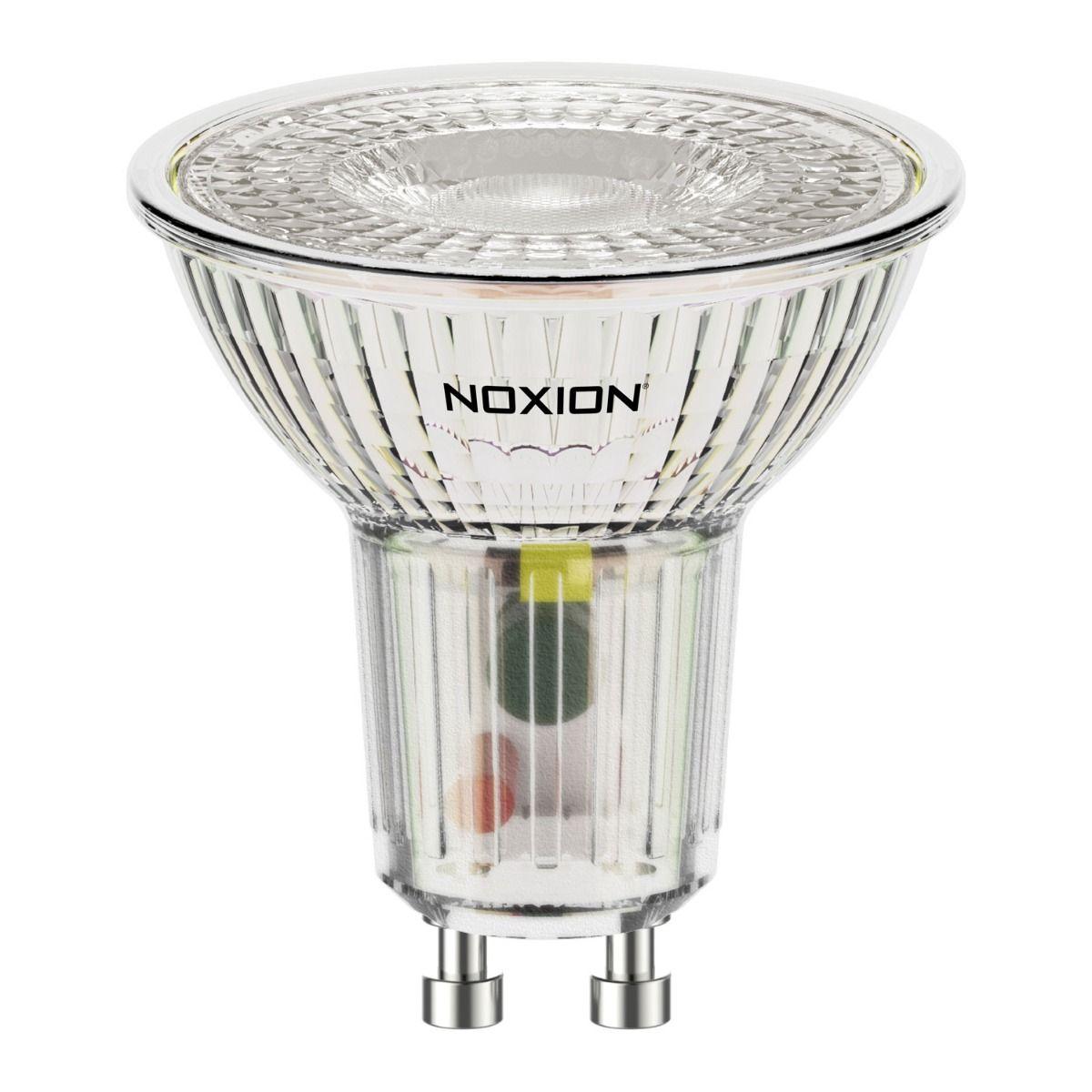 Noxion LED-Strahler GU10 3.7W 827 36D 260lm | Extra Warmweiß - Ersatz für 35W
