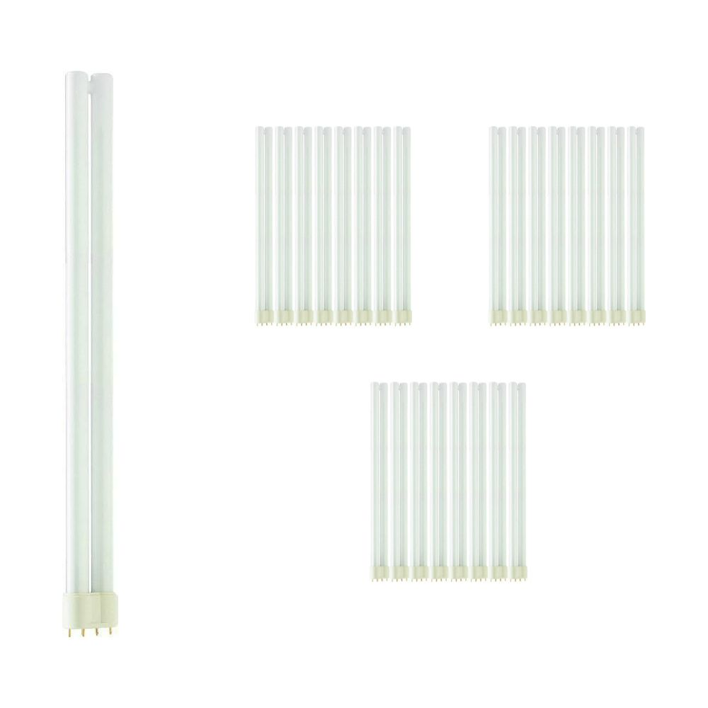Mehrfachpackung 25x Philips PL-L 36W 827 4P (MASTER)   Extra Warmweiß - 4-Pins