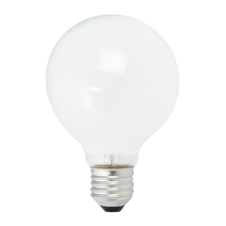 Standard Glühlampe Globe Opal E27 G80 25W 230V