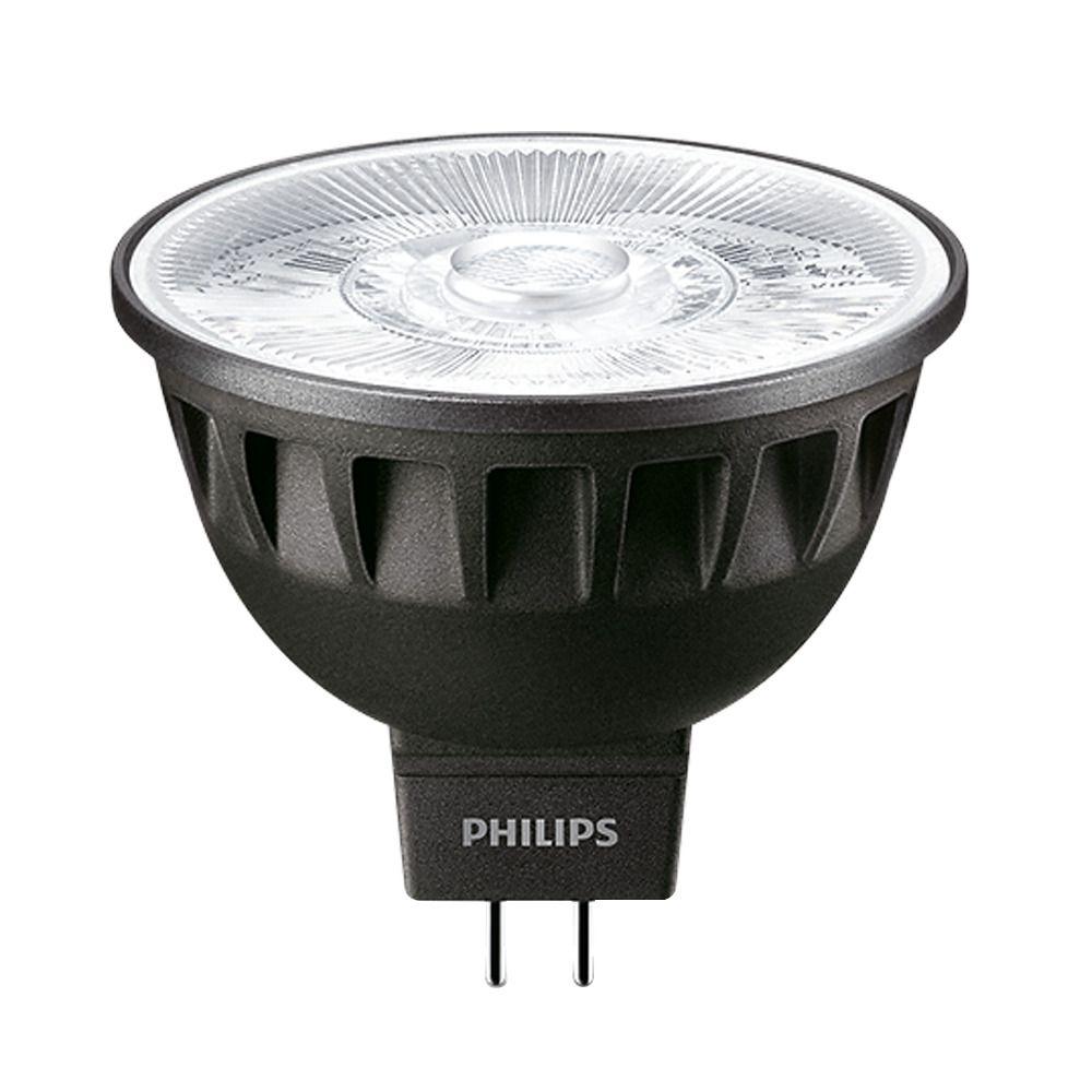 Philips LEDspot ExpertColor GU5.3 MR16 6.5W 930 10D (MASTER) | Warmweiß - Beste Farbwiedergabe - Dimmbar - Ersetzt 35W