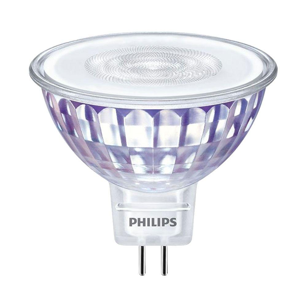Philips CorePro LEDspot LV GU5.3 MR16 7W 830 36D   Warmweiß - Ersetzt 50W