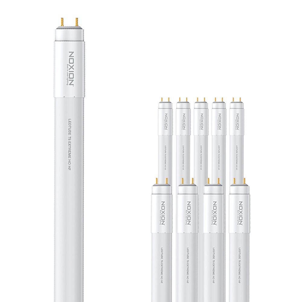 Mehrfachpackung 10x Noxion Avant LEDtube T8 Extreme HO HF 150cm 20W 840   Kaltweiß - Ersatz für 58W