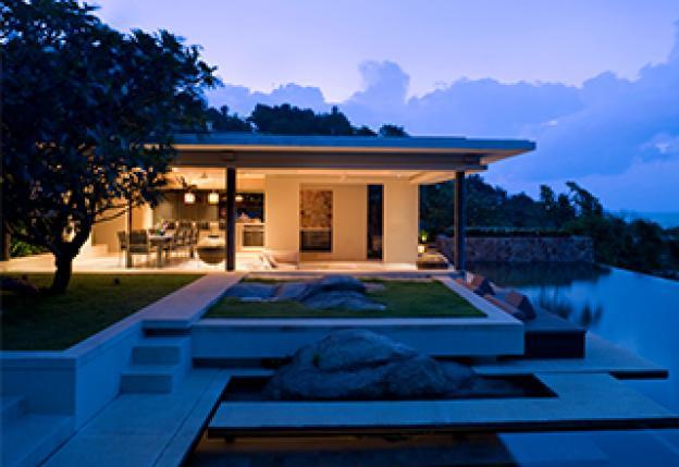 Tipps für die Terrassenbeleuchtung
