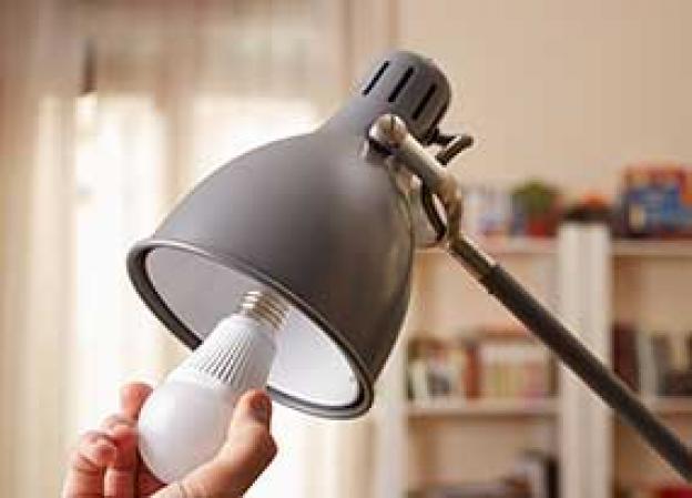 Was ist der Leistungsfaktor bei Lampen?
