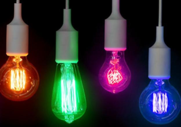 LED Stimmungslichter - farbige Lampen für jeden Anlass