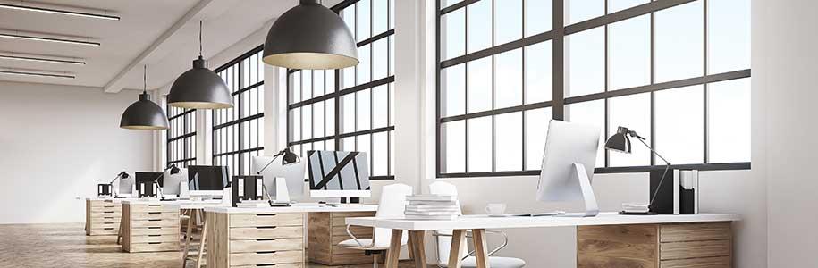 Bürobeleuchtung Loft