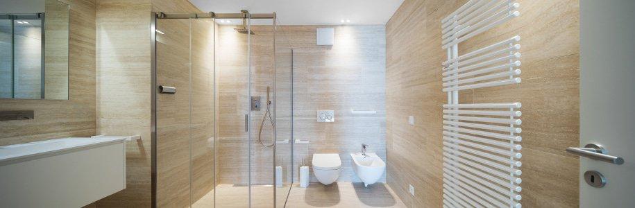 LED-Beleuchtung für das Badezimmer