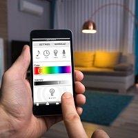 Lichtsteuerung per Smartphone