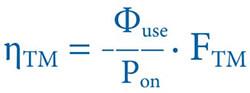 Formel zur Errechnung der neuen Energieeffizienzklasse 2021