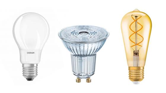 LED-Lampen von Osram