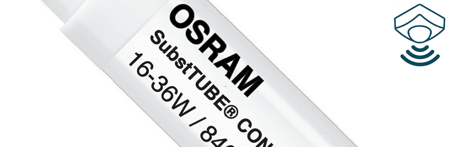 Osram SubstiTUBE mit Sensor