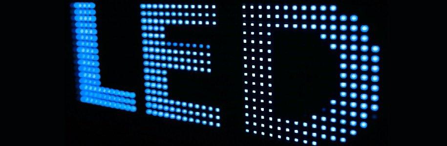 LED-Schriftzug