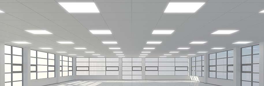 Büro-Beleuchtung