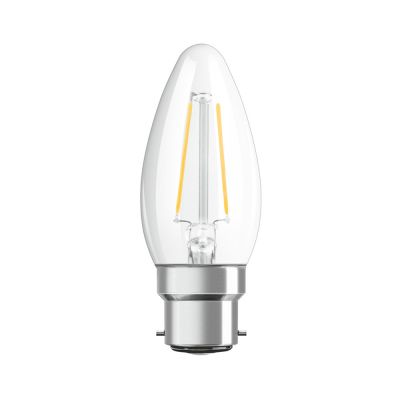 B22d-Lampe von Osram