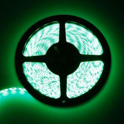 LED Streifen 5M 24W Grün