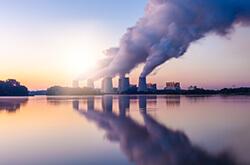 Kraftwerk verursacht CO2